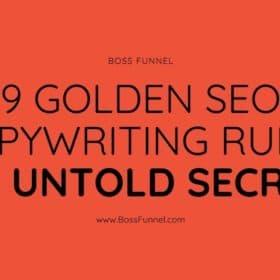 SEO Copywriting rules