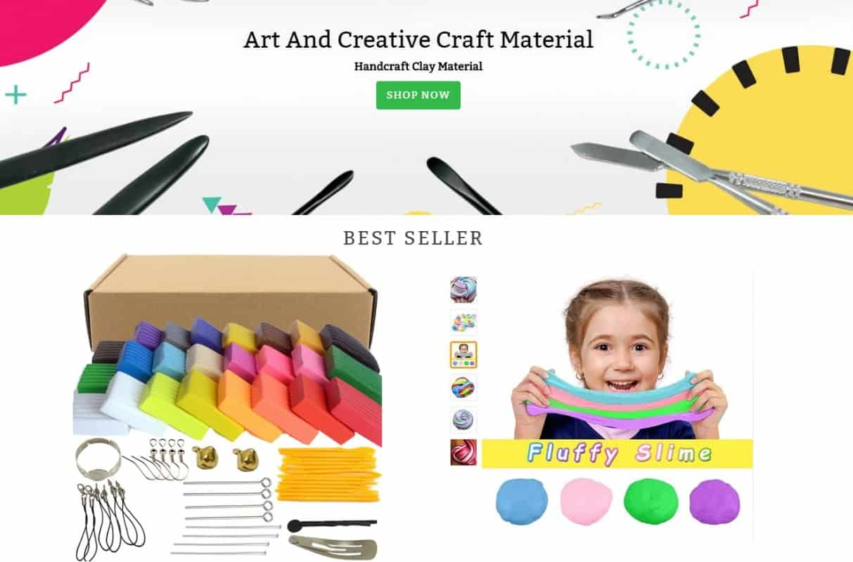 Popular categories of art and craft by https://craftsfun.store/