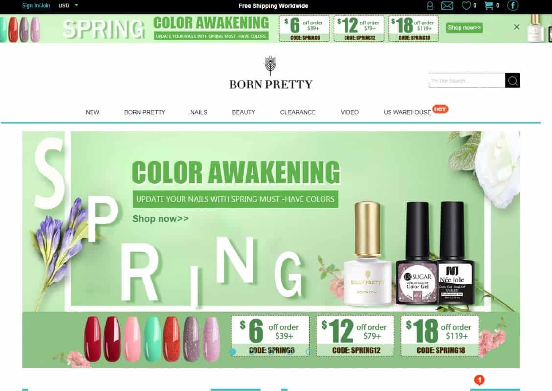 BornPrettyStore.com- A premium dropshipping supplier