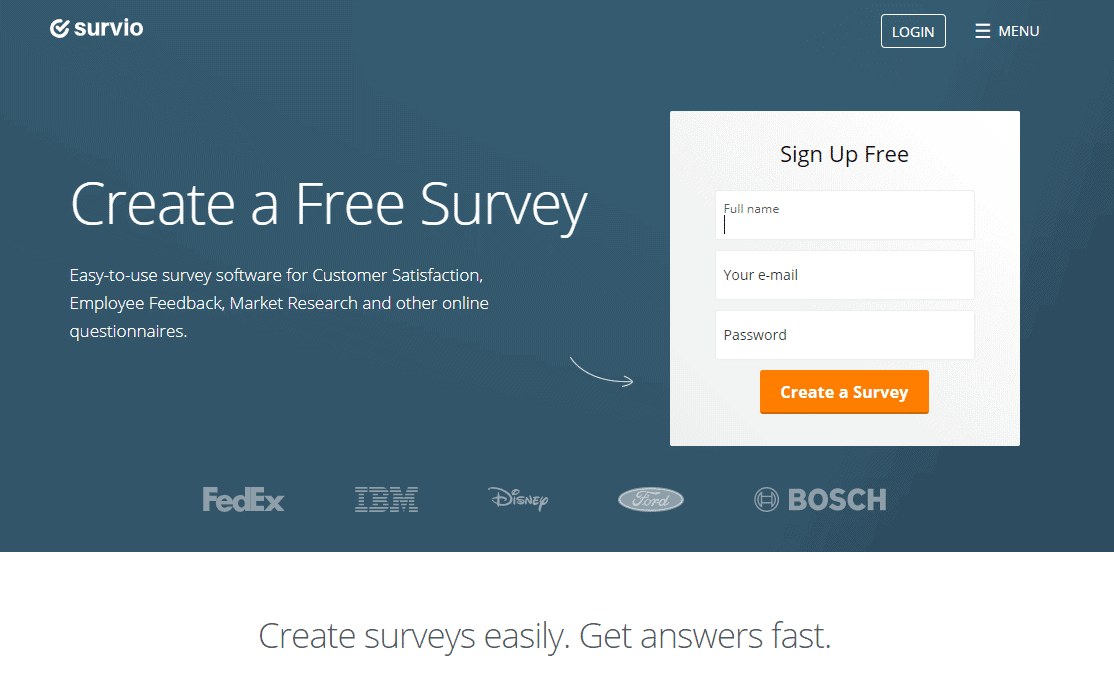 Tools For Creating Online Surveys