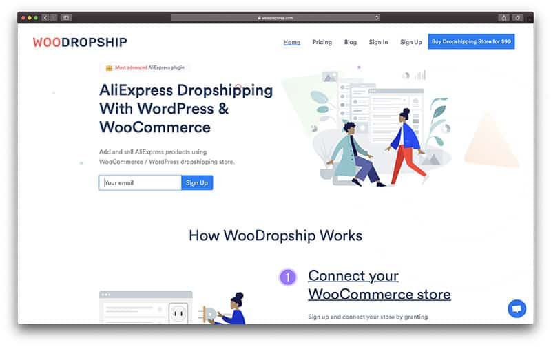 Woodropship- Best Dropshipping Apps with Shopify to Manage Inventory